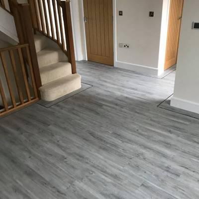 carpet & flooring installation
