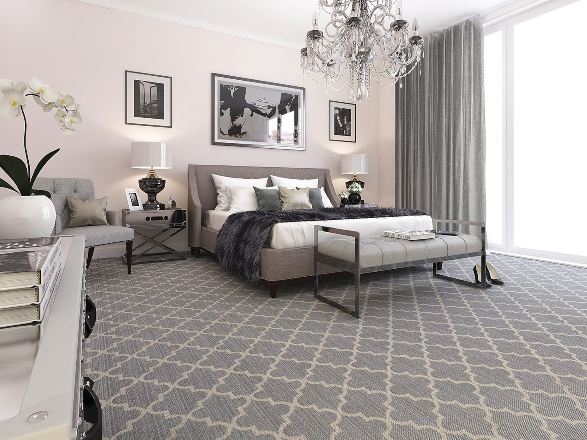 How To Choose Carpets For Your Bedroom With Ease & Confidence?